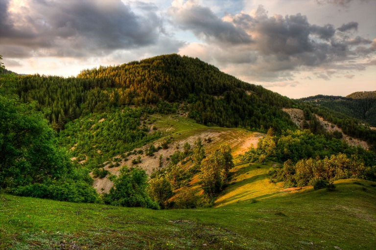 Rhodope Mountain Hills  - © Filip Stoyanov flickr user