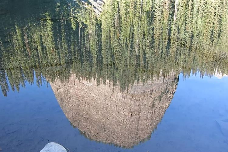 Mirror Lake and Beehive - © Richard Bukowski...