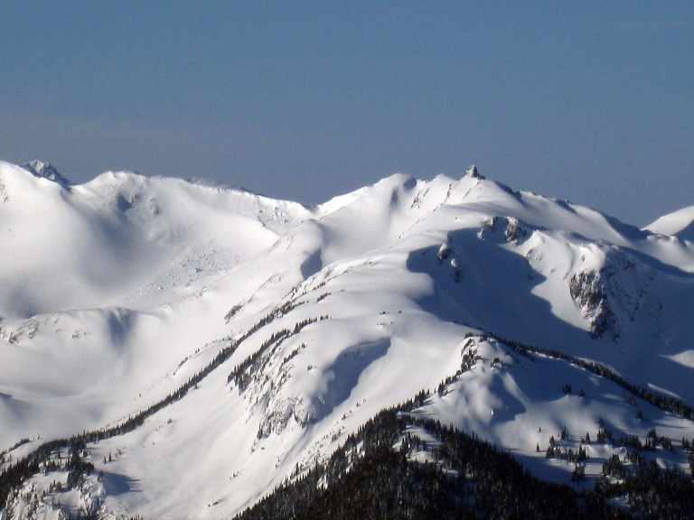 Garibaldi Provincial Park: Winter  - © flickr user- Ruth Hartnup