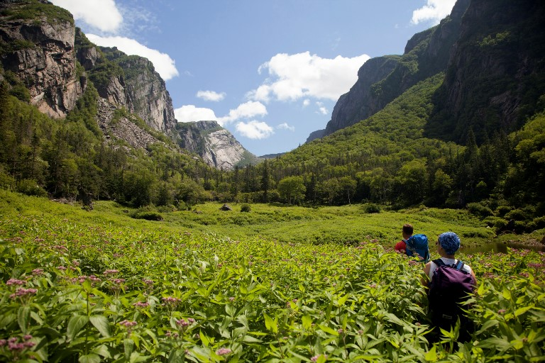 Backcountry Hiking  - © flickr- VisitGrosMorne
