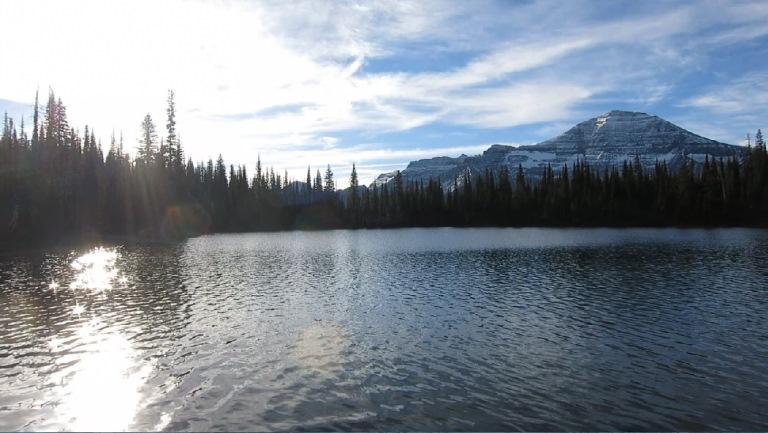 Waterton Lakes NP: Summit Lake  - © Richard Bukowski