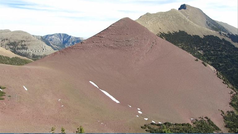 View of Mesa from Summit  - © Richard Bukowski