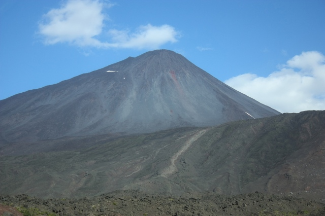 Volcan Antuco Circuit: Volcan Antuco Circuit - Volcan Antuco - © Copyright Flickr user nazgulhead