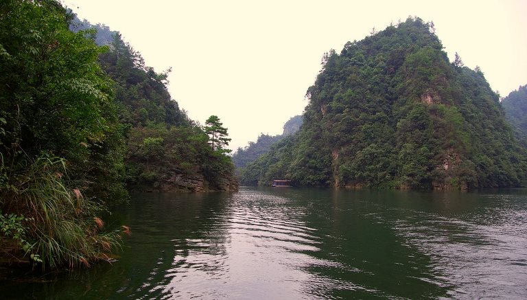 China South-Central Hunan, Wulingyuan, , Walkopedia