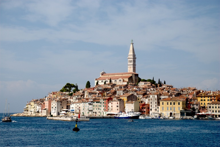 Sea view. Rovinj, Croatia  - © flickr user- Andrey