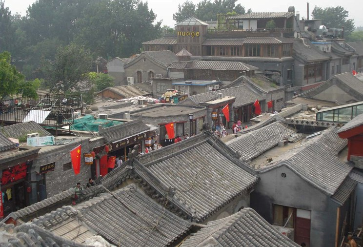 Beijing Hutong - © Flickr user IvanWalsh.com
