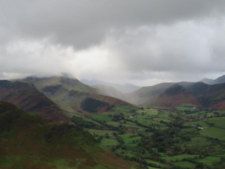 United Kingdom England Lake District, Catbells and High Spy, , Walkopedia
