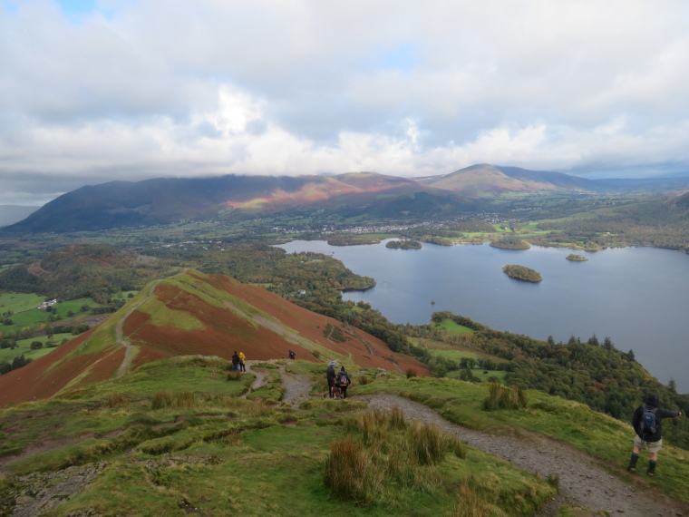 United Kingdom England Lake District, Catbells and High Spy, Catbells and Derwent Water, Walkopedia