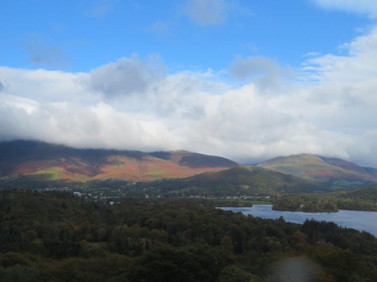 United Kingdom England Lake District, Catbells and High Spy, Skiddaw, Walkopedia