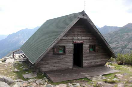 Refuge de Petra Piana - © Paul Hadaway