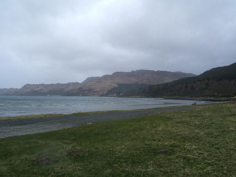 United Kingdom Scotland NW Highlands Knoydart, Inverie to Glenfinnan, Inverie Bay, Walkopedia