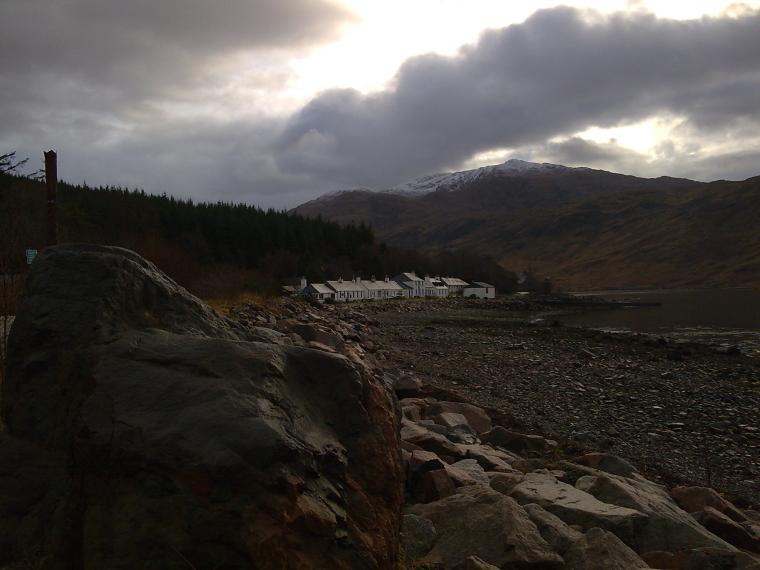 United Kingdom Scotland NW Highlands Knoydart, Inverie to Glenfinnan, Inverie, Knoydart, Walkopedia