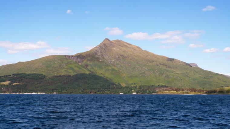 United Kingdom Scotland NW Highlands Knoydart, Inverie to Glenfinnan, Inverie, Loch Nevis, Walkopedia