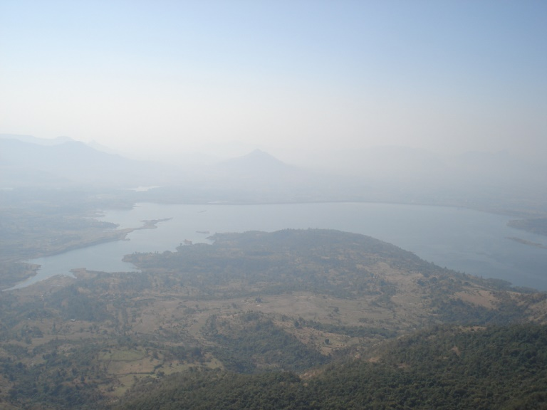 Matheran: Lake view from Matheran Hill  - © flickr user- ganuullu
