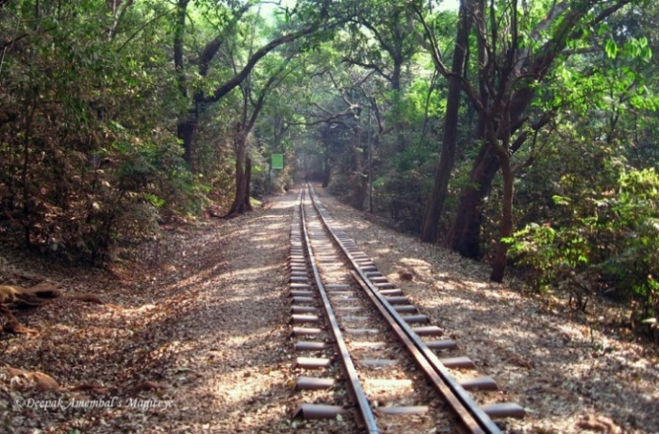 Matheran: Tracks to Matheran  - © flickr user- Magiceye