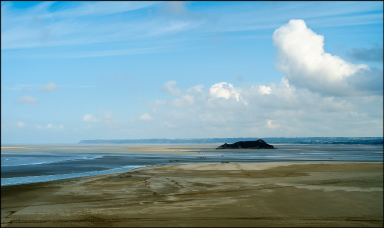 Low Tide  - © flickr user- Poul-Werner Dam