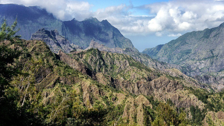 Reunion Island: Cirque de Cilaos  - © flickr user- Miwok