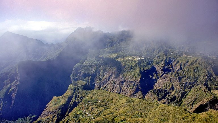 Reunion Island: © flickr user- Miwok