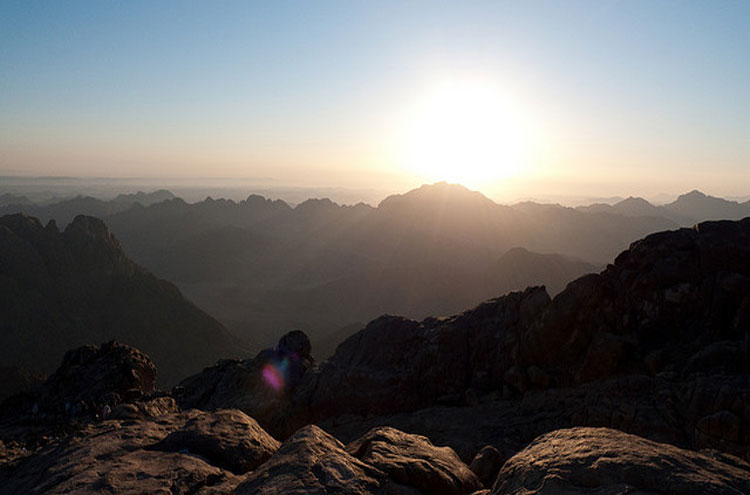Mount Sinai - © From Flickr user JesperSarnesjo