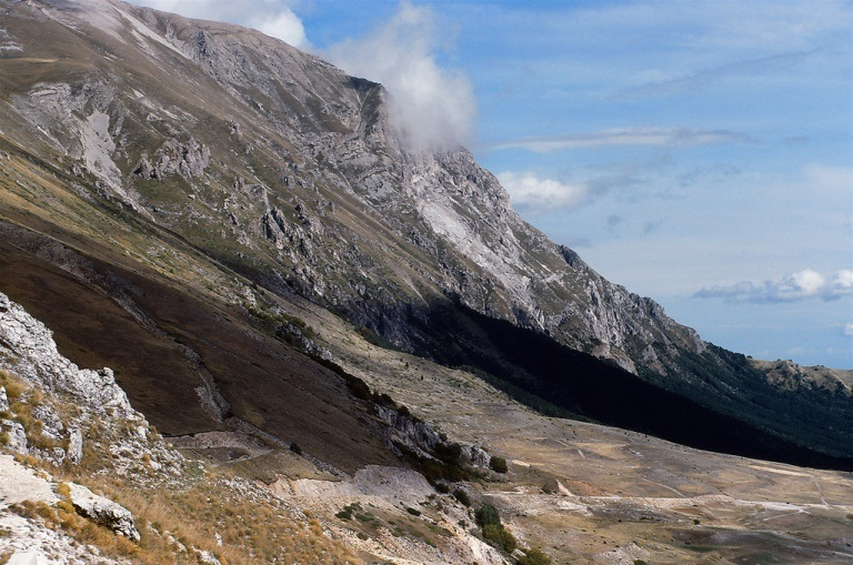 High summits of the Sibellini Mountains - © flickr user- Roy Luck