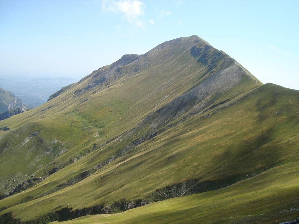 Sibillini: Monte Priora - Cresta Ovest - © Wikimedia Commons FedeGrad