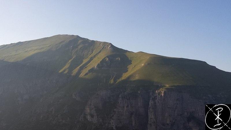Sibillini: Mt Sibilla  - © Wikimedia Diego Antolini