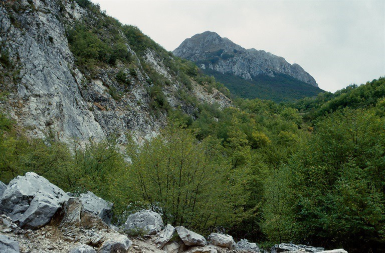 The Sibellini Mountains, le Marche  - © flickr user- Roy Luck