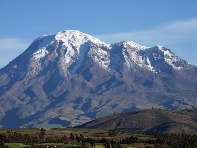 Chimborazo - © Flickr User - Dan Nevill