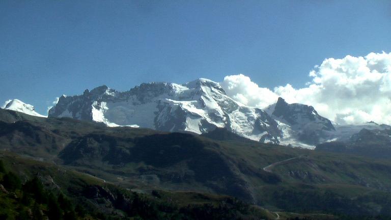 Walkers Haute Route (Chamonix to Zermatt): Alps High Route - Mt Blanc to Matterhorn  - © Rick McCharles
