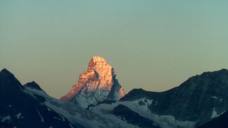 Dawn Light on the Matterhorn - © Rick McCharles