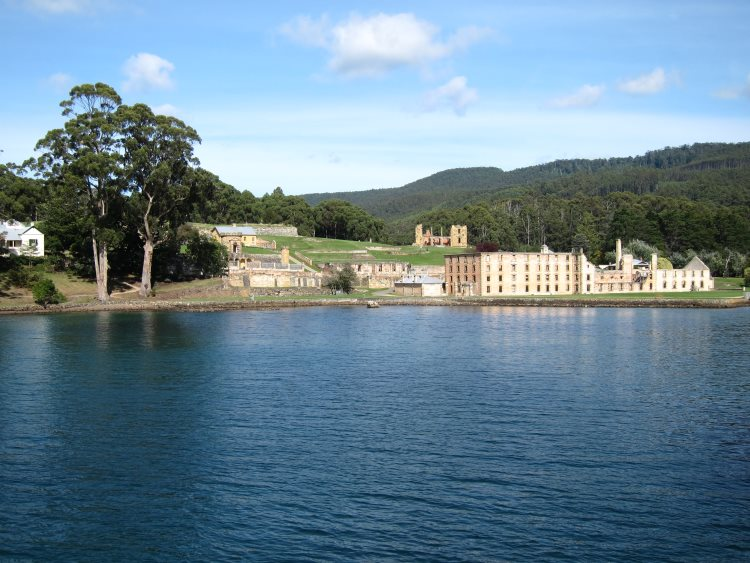 Tasman Peninsula - Port Arthur - © Copyright William Mackesy