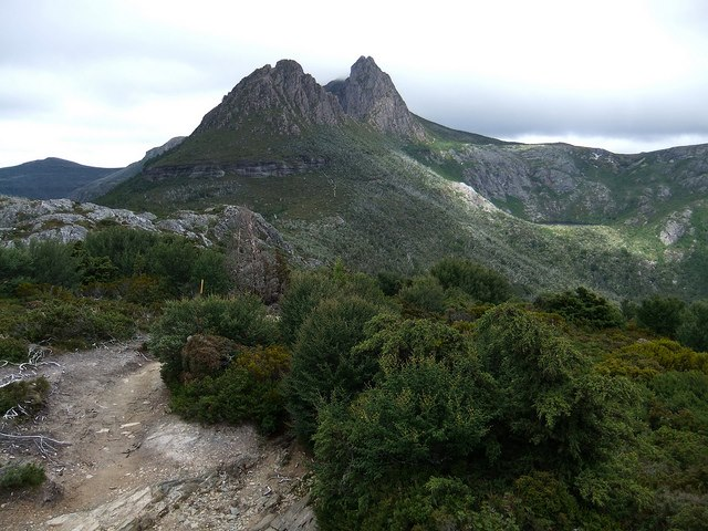 Cradle Mountain - © Copyright Flickr user Phil @ Delfryn Design