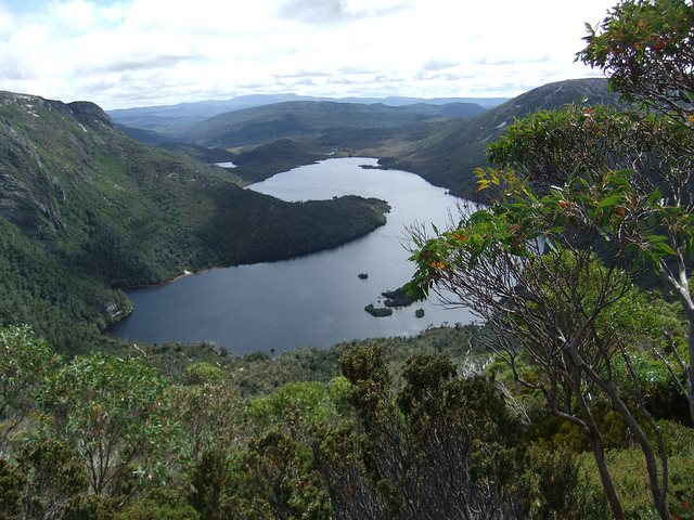 Cradle Mountain - Dove Lake  - © Copyright Flickr user Phil @ Delfryn Design