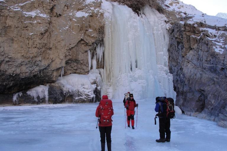 Zanskar River in Winter: © flickr user- Bob Witlox
