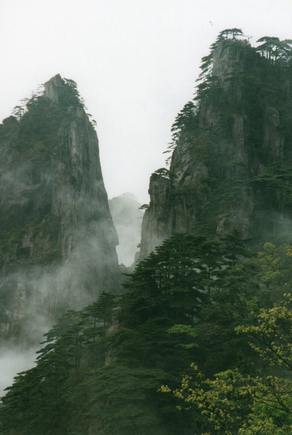 Huangshan -  - ©William Mackesy