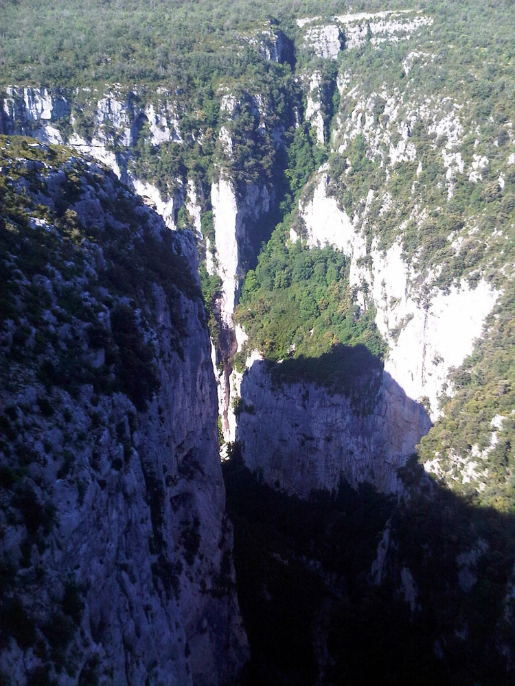 GR4 (Verdon Gorge): Les Gorges du Verdon - © By Flickr user Josef Grunig
