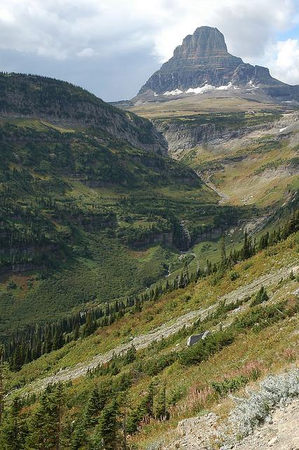 North Circle: North Circle - Logan Pass - © Copyright Flickr User Vladeb
