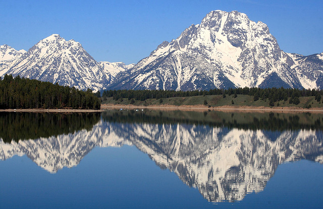 Grand Teton National Park - Copyright Flickr User Alaskan Dude
