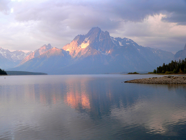 Grand Teton National Park - © Copyright Lee Edwin Coursey