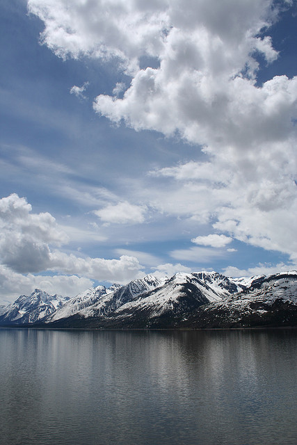 Grand Teton National Park - © Copyright Flickr User rachaelvoorhees
