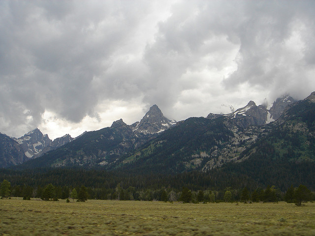 Grand Teton National Park - Garnet Canyon Hike - © Copyright Flickr User quaziefoto