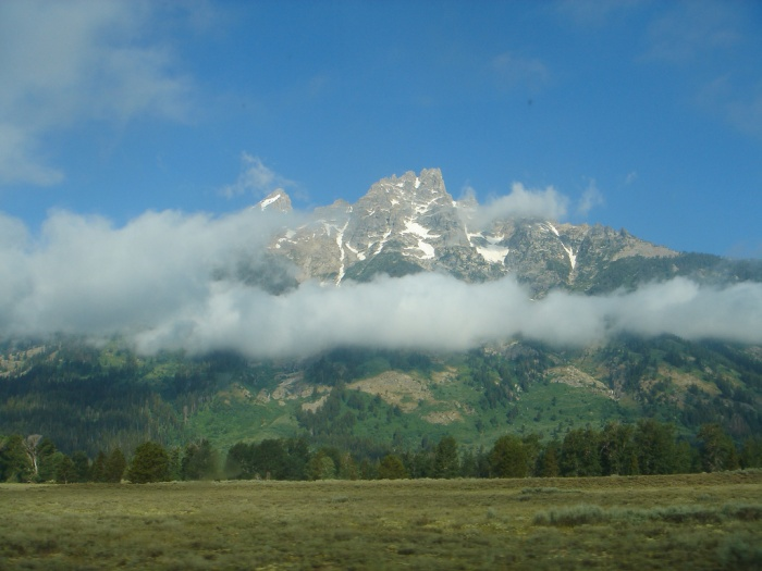 Grand Teton Loop: Grand Teton Loop - Garnet Canyon - © Copyright Flickr User quaziefoto