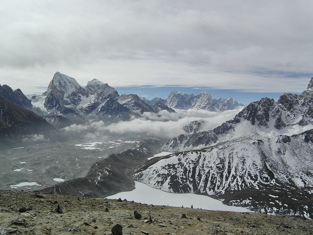 Gokyo Valley - © Flickr user blackwing_de