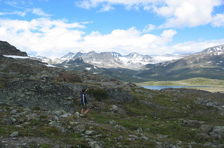 Jotunheimen - © From Flickr user ColorLine