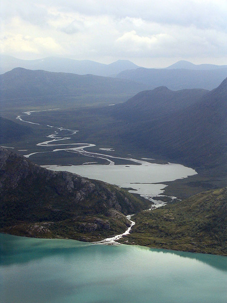 Jotunheimen - © From Flickr user Rosino