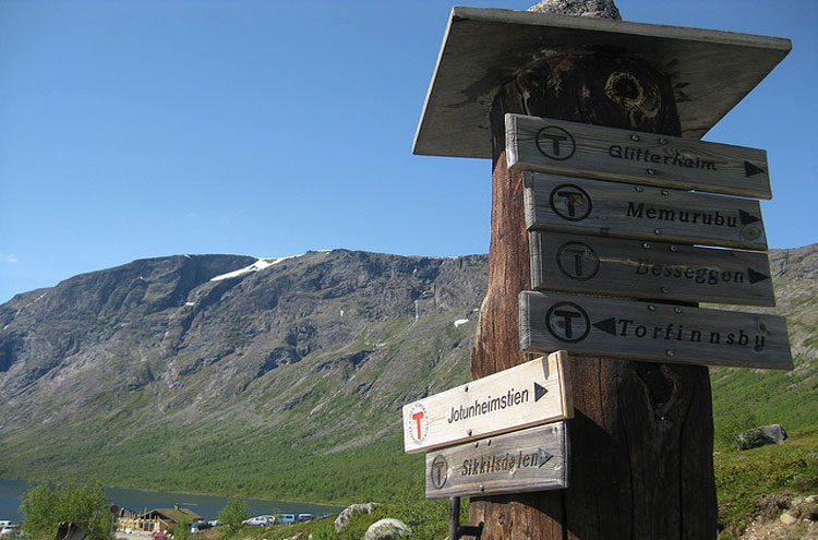 otunheimen, Norway - © From Flickr user JNeilson23