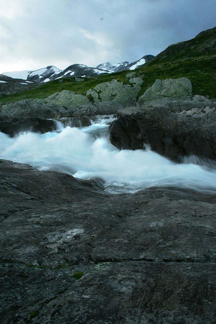 Jotunheimen Stream - © From Flickr user ZapTheDingbat