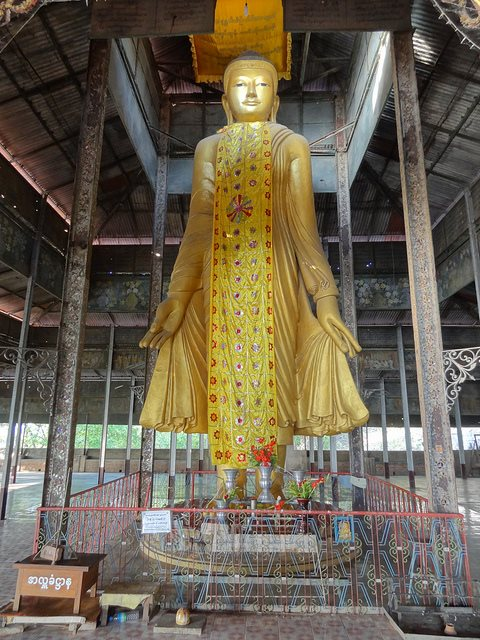 Mandalay Hill: Mandalay Hill - ©Copyright Flickr user gorbulas_sandybanks