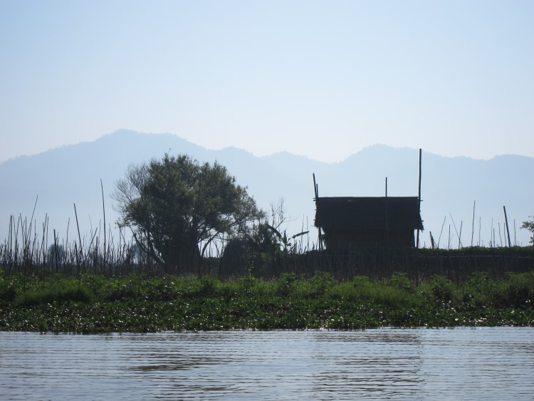 Inle Lake Area - © Copyright William Mackesy