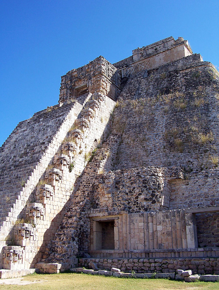 Mayan Ruins: Uxmal - © By Flickr user joannapoe